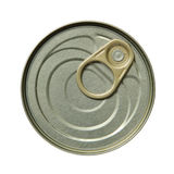 Tin can. Stock Photography