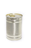 Tin can Royalty Free Stock Photos