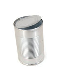 Tin can Royalty Free Stock Image