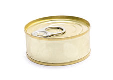 Tin can fish Royalty Free Stock Images