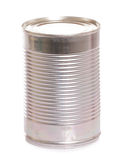 Tin can food Stock Photo