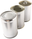 Tin Can IV Stock Photo