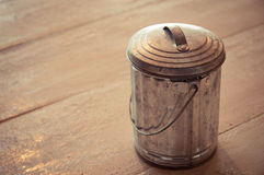 A Tin can Stock Photos