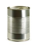 Tin can vector icon Royalty Free Stock Photo