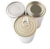 Tin Can VI Royalty Free Stock Photos