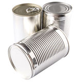 Tin Can VIII Stock Image
