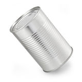 Tin cans Royalty Free Stock Photos