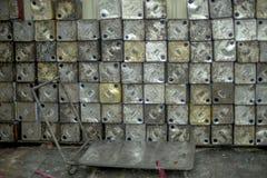 Tin cans Stock Photos