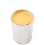 Tin Of Condensed Milk I Fotografía de archivo