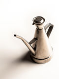 Tin Decanter Arkivbild