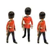 tin för guards tre Royaltyfria Foton