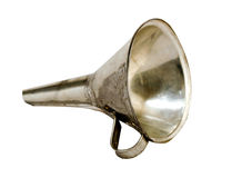 Tin funnel Royalty Free Stock Image