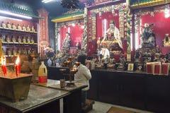 Tin Hau Temple Fotografie Stock