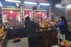 Tin Hau Temple Fotografia Stock Libera da Diritti