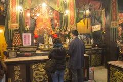 Tin Hau Temple Immagini Stock Libere da Diritti