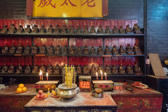 Tin Hau Temple, Hong Kong. Stock Image