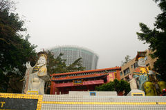 Tin Hau Temple, Repulse Bay, Hongkong Royalty Free Stock Images