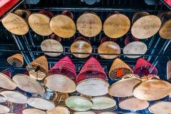Tin Hau Temple Tsim Sha Tsui Kowloon Hong Kong Stock Photos