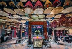 Tin Hau Temple Tsim Sha Tsui Kowloon Hong Kong Stock Photo