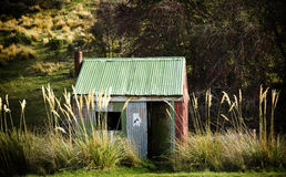 Tin Hut Stock Photos