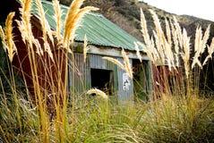 Tin Hut Stock Photography