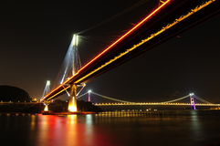 Tin Kau Bridge Royalty Free Stock Image
