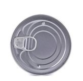 Tin lid. Royalty Free Stock Photos