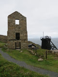 Tin Mine Lizenzfreies Stockfoto