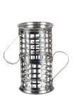 Tin Mugs Stock Photography