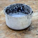 Tin Pot Stock Images