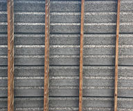 Tin roof Stock Photography
