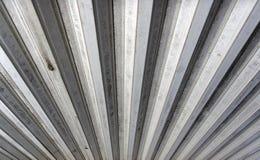 Tin Roof Ridges Stock Images