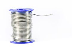 Tin solder Stock Images