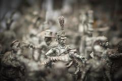 Tin soldier. Stock Photos