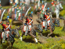 Tin soldiers Stock Photos