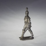 Tin soldiers stock images