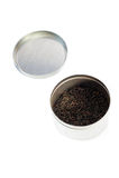 Tin of tea Royalty Free Stock Images