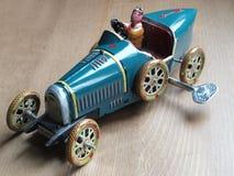 Tin toy Stock Image