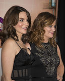 Tina Fey and Amy Poehler Stock Images