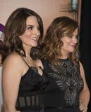 Tina Fey und Amy Poehler Stockbilder