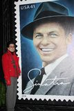 Tina Sinatra. At the unveiling ceremony for the new United States Postal Service Stamp Honoring Frank Sinatra. Beverly Hilton Hotel, Beverly Hills, CA. 12-12 Stock Photography
