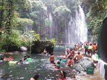Tinago cai em Filipinas fotografia de stock royalty free