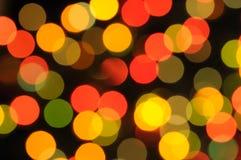 Étincelles colorées multi Images libres de droits