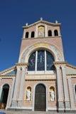 tindari της Σικελίας εκκλησι Στοκ Φωτογραφίες