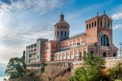 Tindari Church Royalty Free Stock Image