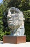 Tindaro Screpolato in the Boboli Gardens Royalty Free Stock Photography