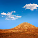 Tindaya mountain Fuerteventura Canary Islands Stock Photography