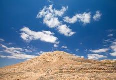Tindaya, the sacred mountain Stock Photo