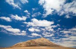Tindaya, the sacred mountain Royalty Free Stock Photo