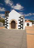 Tindaya village Stock Photography